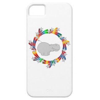 Capa Para iPhone 5 Estrelas do hipopótamo