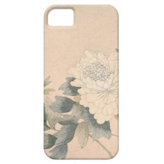 Capa Para iPhone 5 Estudo da flor - YUN Bing (chinês)
