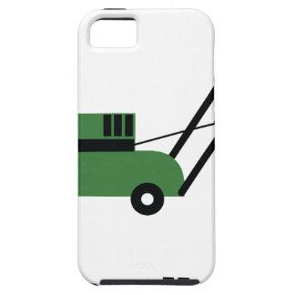 Capa Para iPhone 5 Eu amo cortadores de relva