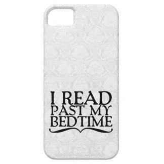 Capa Para iPhone 5 Eu li após minhas horas de dormir