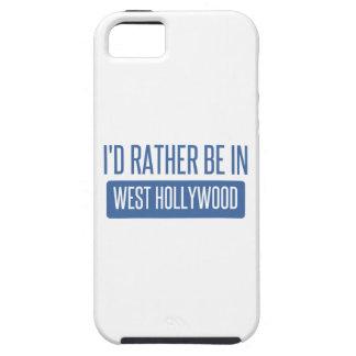 Capa Para iPhone 5 Eu preferencialmente estaria em Hollywood