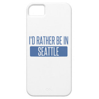 Capa Para iPhone 5 Eu preferencialmente estaria em Seattle