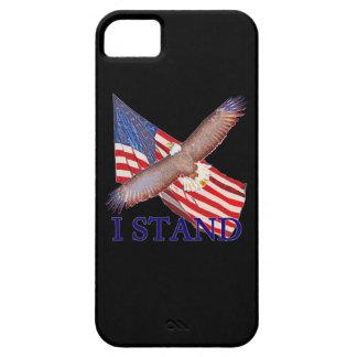 Capa Para iPhone 5 eu represento América