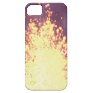 Capa Para iPhone 5 explosão do fogo