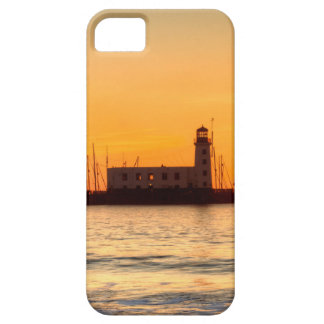 Capa Para iPhone 5 Farol de Scarborough