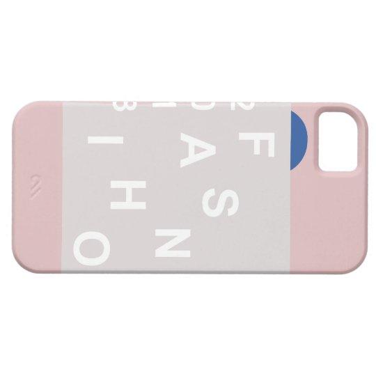 Capa para Iphone 5 Fashion 2018