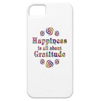 CAPA PARA iPhone 5 FELICIDADE DA GRATITUDE