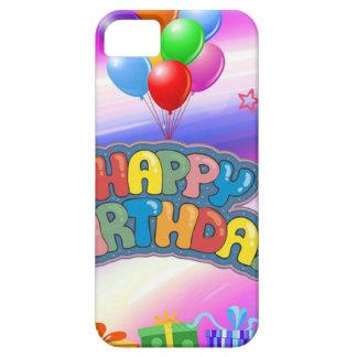 Capa Para iPhone 5 Feliz aniversario