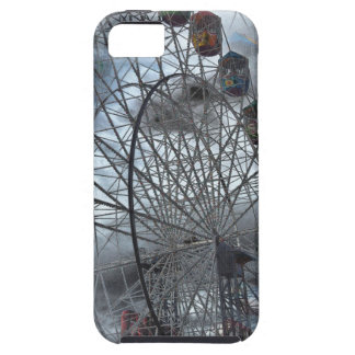 Capa Para iPhone 5 Ferris roda dentro as nuvens