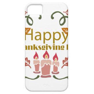 Capa Para iPhone 5 Festival feliz da queda da acção de graças