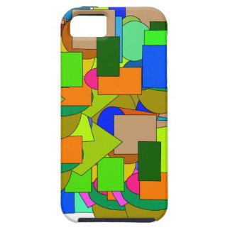 Capa Para iPhone 5 figuras geométricas