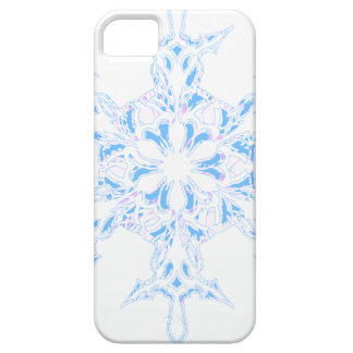 Capa Para iPhone 5 Floco de neve
