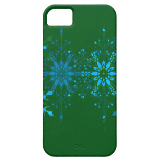 Capa Para iPhone 5 Flocos de neve