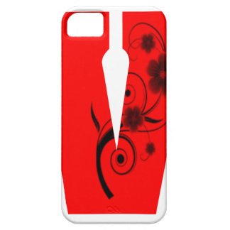 Capa Para iPhone 5 Flor da letra V
