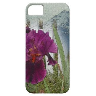 Capa Para iPhone 5 Flores da montanha