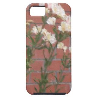Capa Para iPhone 5 Flores no tijolo