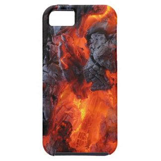 Capa Para iPhone 5 Fogo que queima o caso de Iphone 5!