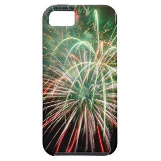 Capa Para iPhone 5 Fogos-de-artifício