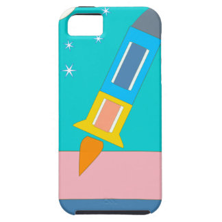 Capa Para iPhone 5 foguete