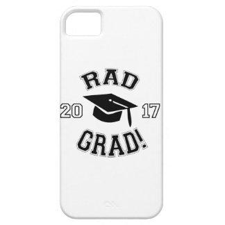 Capa Para iPhone 5 Formando 2017 do Rad