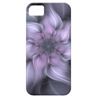 Capa Para iPhone 5 Fractal roxo