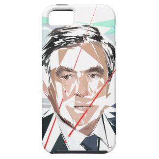 Capa Para iPhone 5 François Fillon antes Pénélope estraga