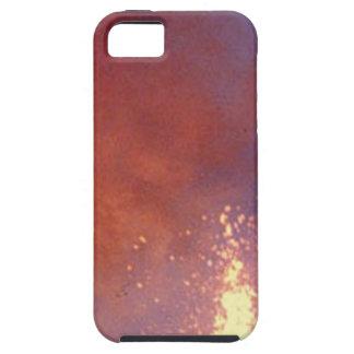 Capa Para iPhone 5 fumo e fogo