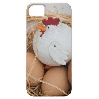 Capa Para iPhone 5 Galinha & ovos