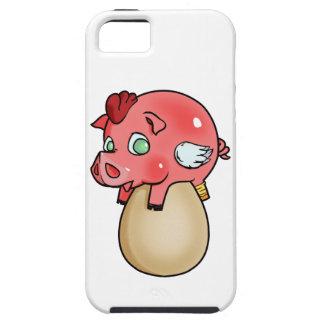 Capa Para iPhone 5 Galinha, porco, Cheeken-Peeg!