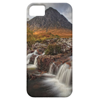 Capa Para iPhone 5 Glencoe, ANSR de Buchaille Etive, Scotland