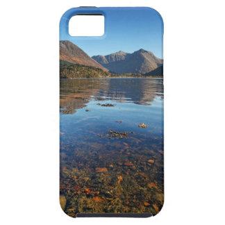 Capa Para iPhone 5 Glencoe e Ballachulish, Scotland