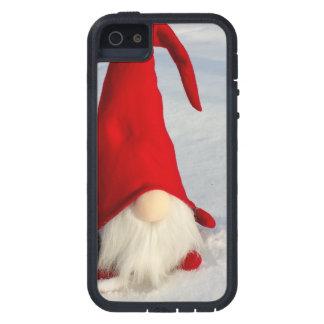 Capa Para iPhone 5 Gnomo escandinavo do Natal