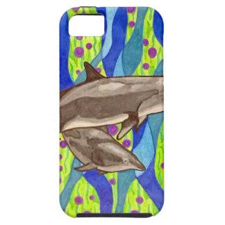 Capa Para iPhone 5 golfinho