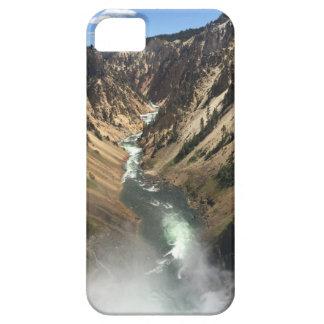 Capa Para iPhone 5 Grand Canyon no parque de Yellowstone