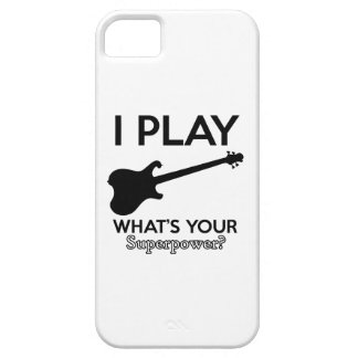 Capa Para iPhone 5 guitarra legal elétrica