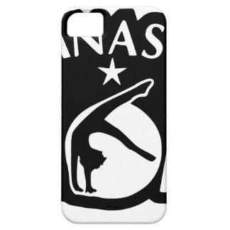 Capa Para iPhone 5 Gymnastics_Mom