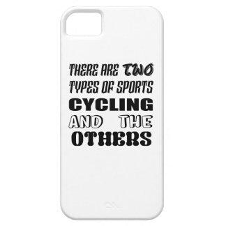 Capa Para iPhone 5 Há dois tipos de ciclagem e de outro dos esportes