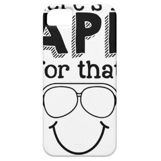 Capa Para iPhone 5 Há um app para aquele
