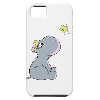 Capa Para iPhone 5 Hipopótamo e estrela!