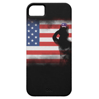 Capa Para iPhone 5 Honre nossos heróis no Memorial Day
