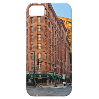 Capa Para iPhone 5 Hotel majestoso no por do sol, Denver do palácio