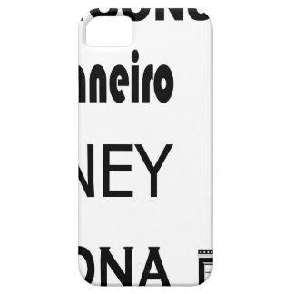 Capa Para iPhone 5 Ícone-Rio-Sidney