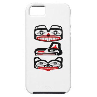 Capa Para iPhone 5 Identidade tribal