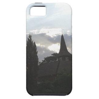 Capa Para iPhone 5 Igreja do por do sol
