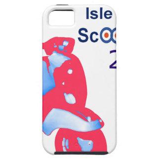Capa Para iPhone 5 Ilha da reunião 2017 do patinete do Wight