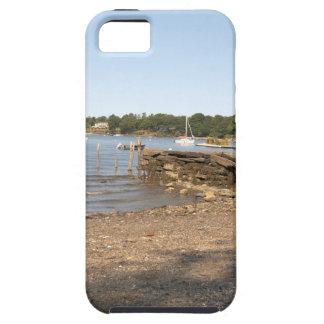 Capa Para iPhone 5 Ilha dos picos, MIM praia do clube
