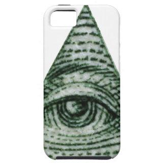 Capa Para iPhone 5 illuminati