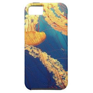 Capa Para iPhone 5 Ilustração das medusa