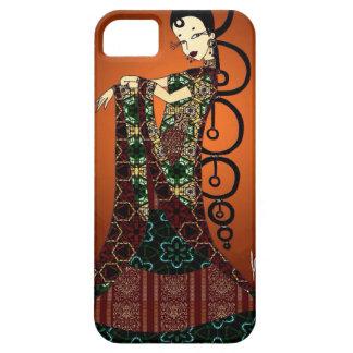 Capa Para iPhone 5 Imperatriz da jóia