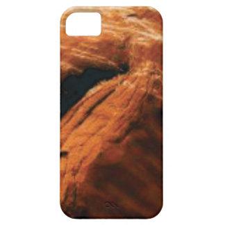 Capa Para iPhone 5 inchando a rocha vermelha
